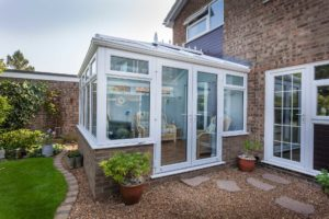 aluminium doors hereford