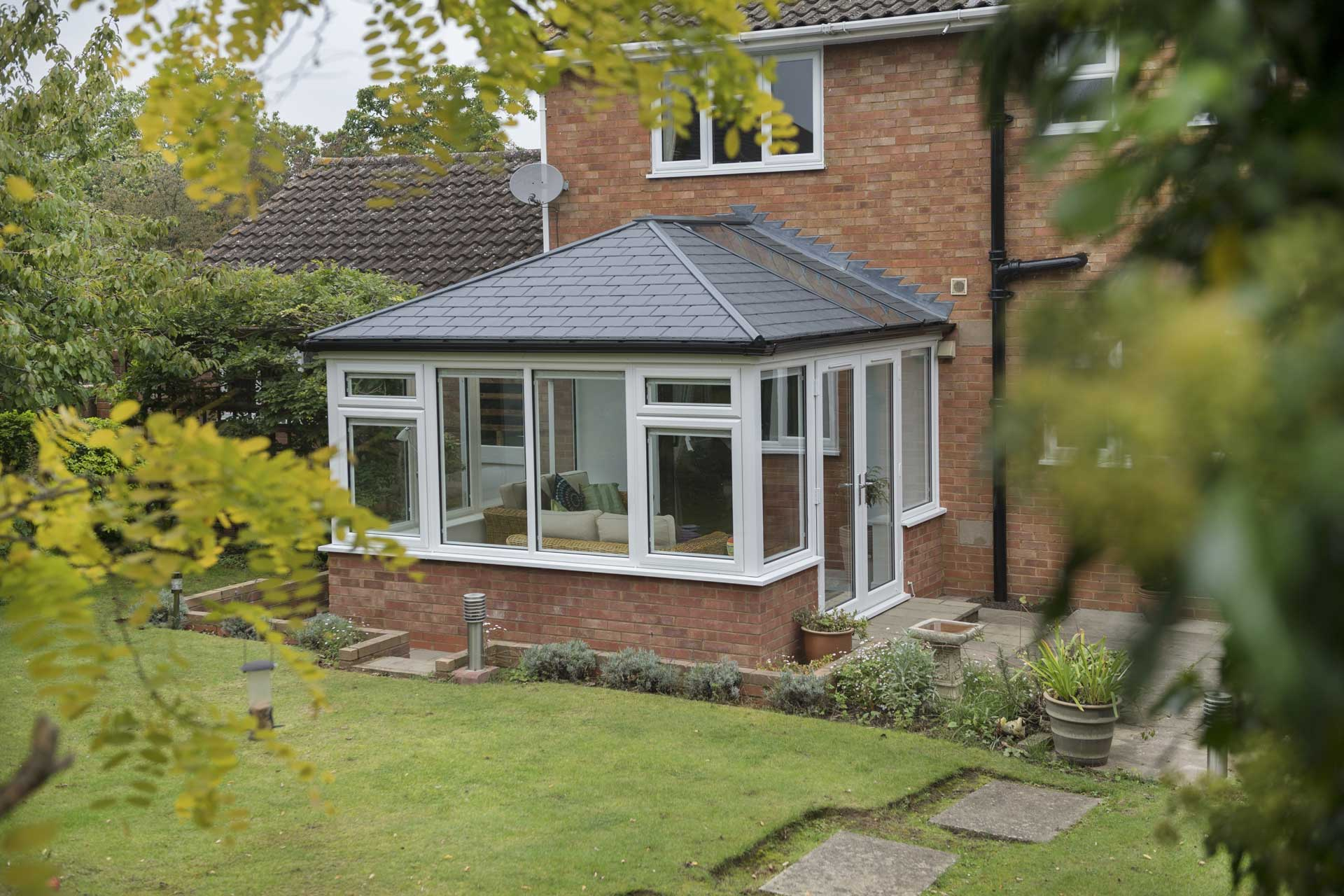 Tiled Conservatory Roofs Pontrilas home