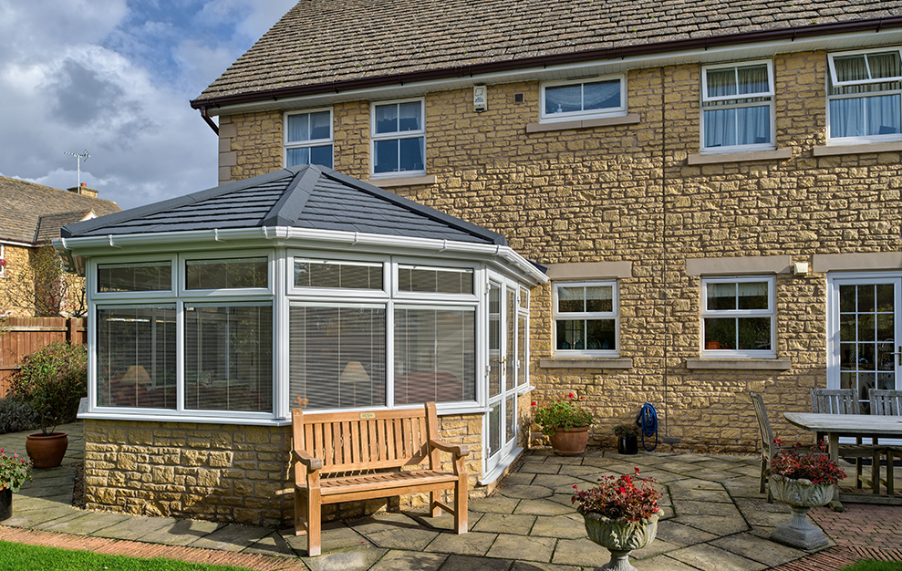 conservatory roof facebook ad