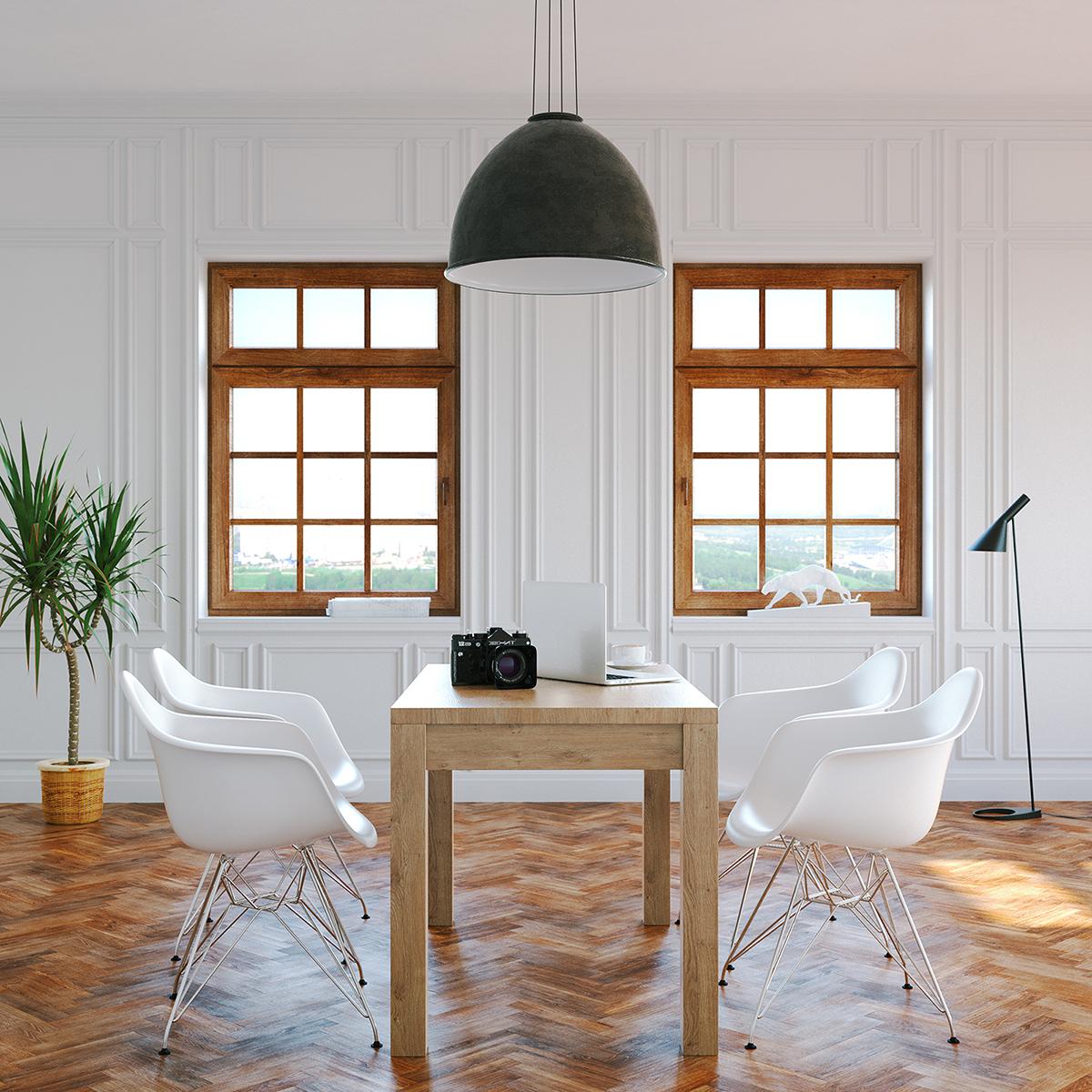 timber flush casement window hereford