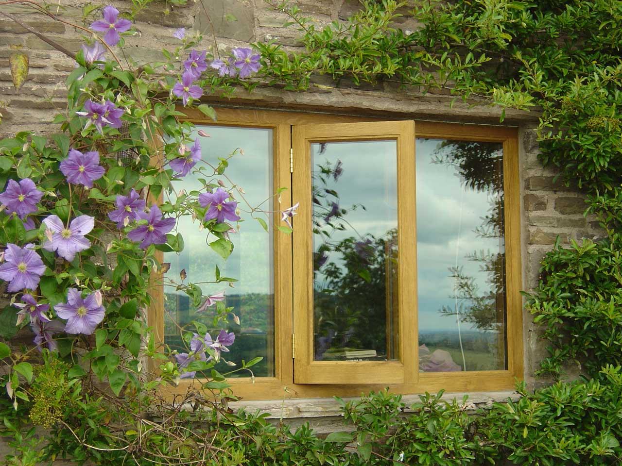 timber flush casement windows cost hereford