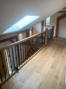 Timber Stairs Hereford