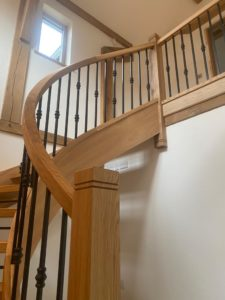 Timber Stairs price hereford