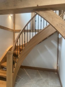 Timber Stairs prices herefordshire