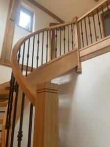 Timber Stairs price herefordshire