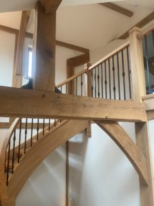 Timber Stairs costs herefordshire