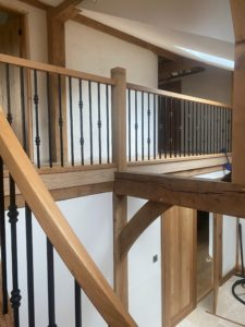 Timber Staircase price herefordshire