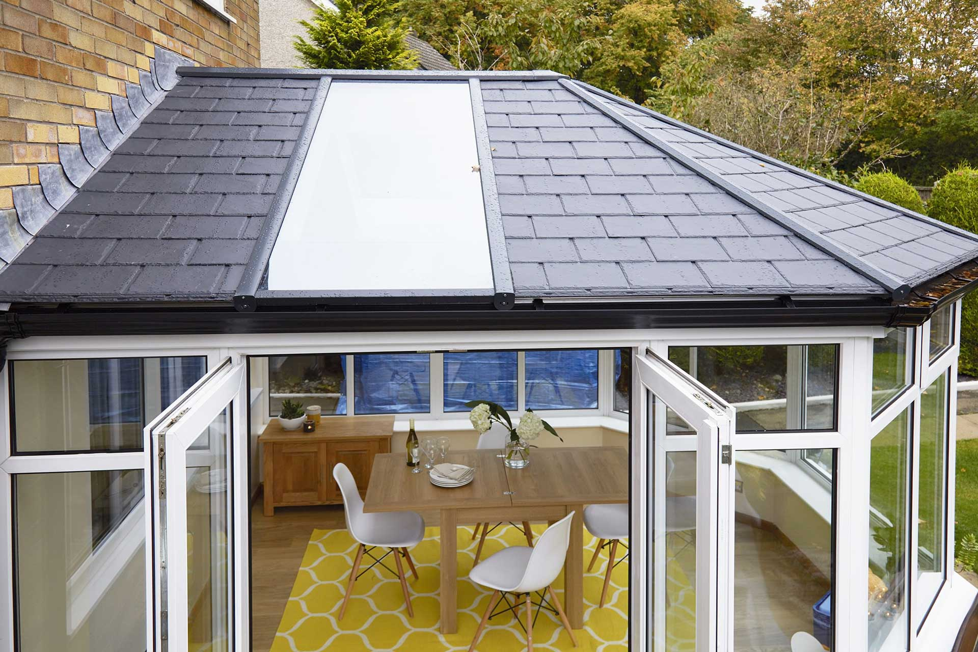 tiled conservatory roof hereford