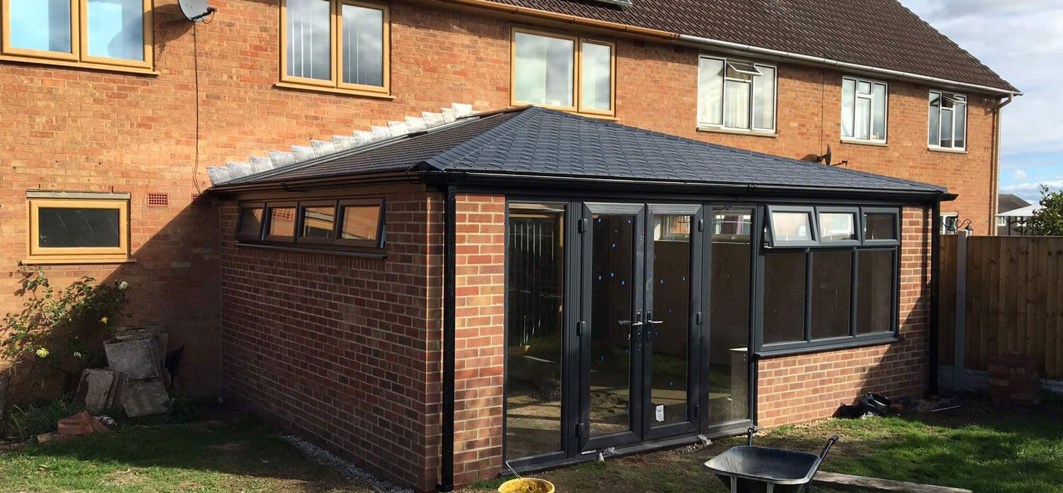 tiled conservatory roof costs hereford