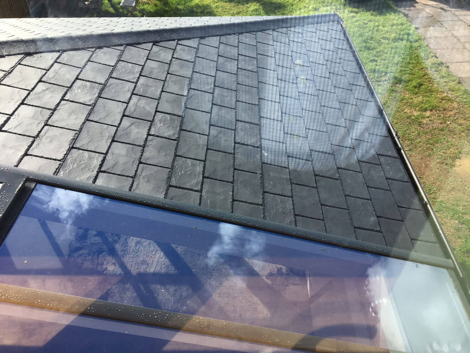 tiled conservatory roof prices hereford
